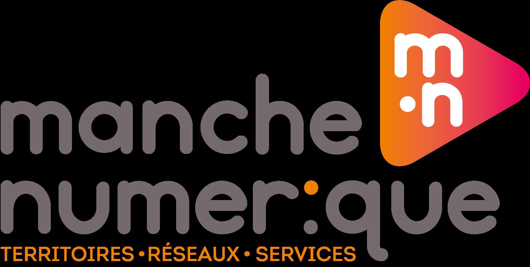 logo de Manche Numérique