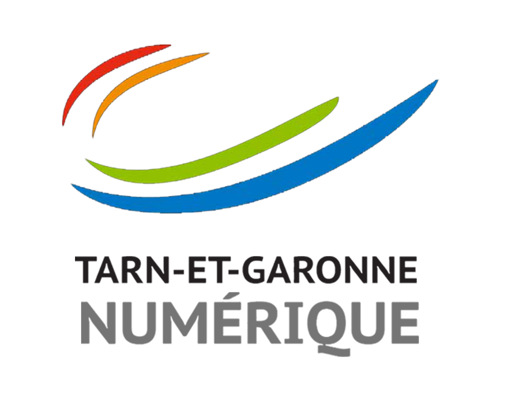 logo de Tarn-et-Garonne Numérique
