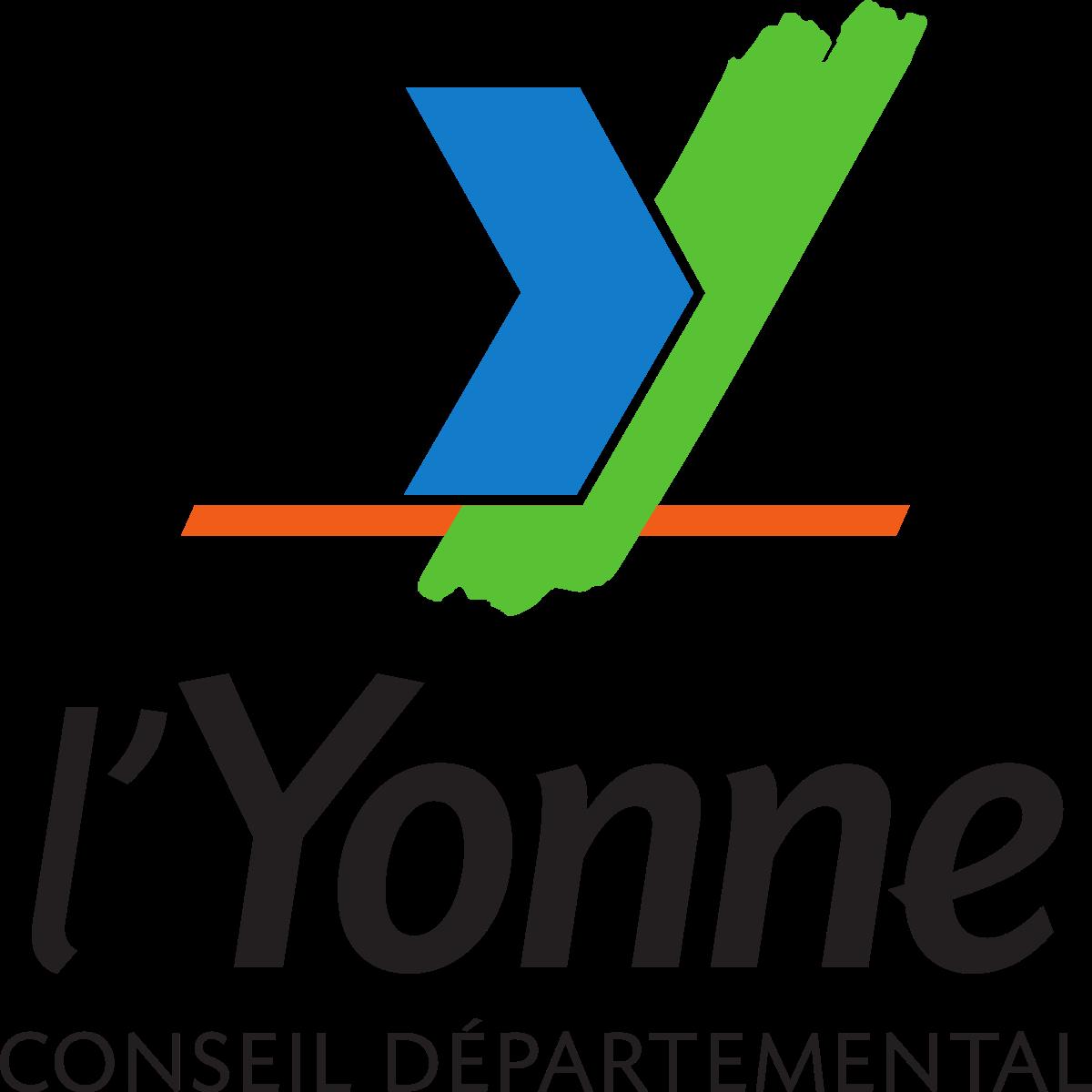 logo de Yonne Conseil Départemental