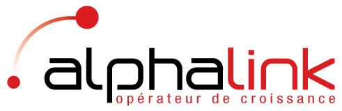 logo de Alphalink