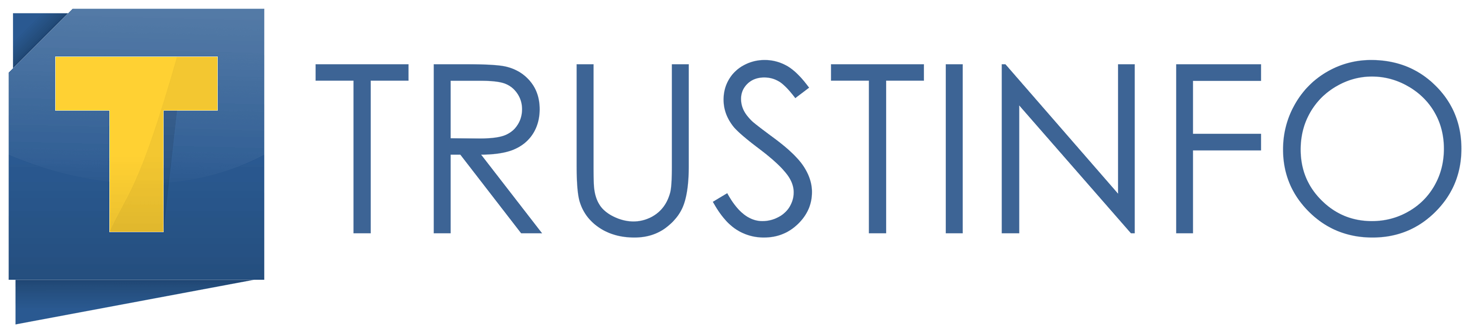 logo de Trustinfo